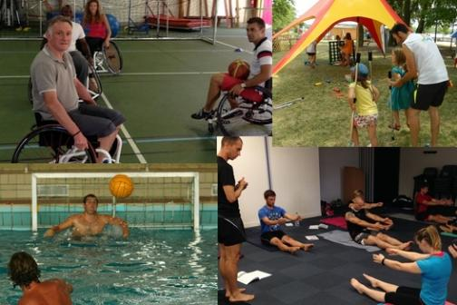 "Formation "" Multisports et handicap"""